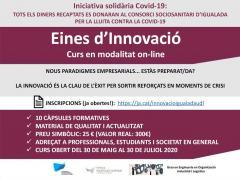 "Curs online ""Eines d'Innovació"""
