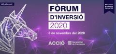 Fòrum Inversió 2020