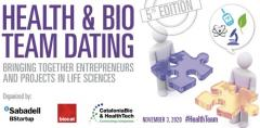 Health and Bio Team Dating