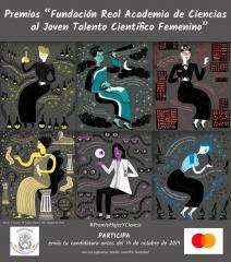 Premis Talento Científico Femenino