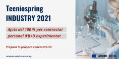 Tecniospring INDUSTRY 2021